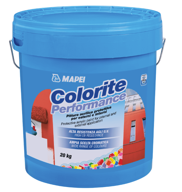 COLORITE PERFORMANCE  S-MY