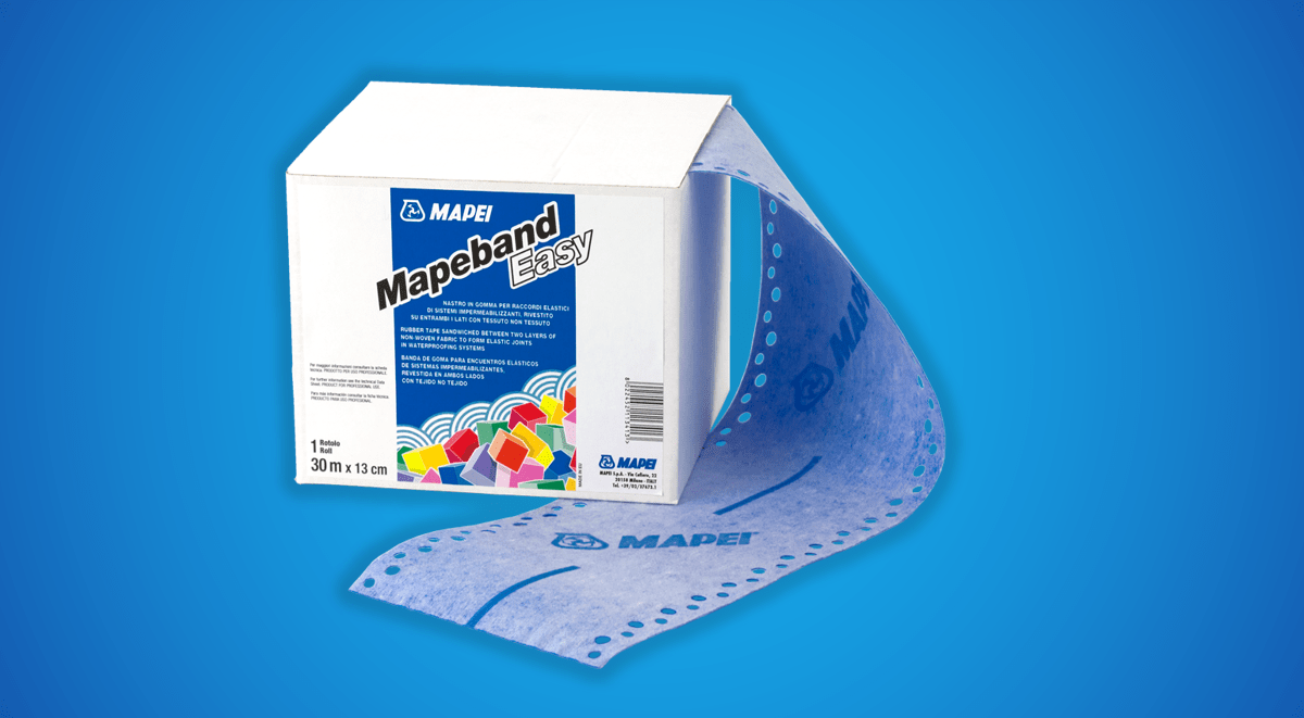 MAPEBAND EASY Waterproofing Tape