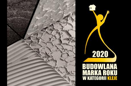 2020: KLEJE MAPEI NAJLEPSZE!