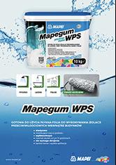 hydroizolacja MAPEGUM WPS