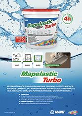 hydroizolacja MAPELASTIC TURBO