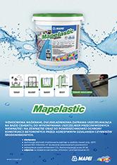 Hydroizolacja MAPELASTIC