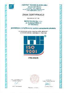 ISO 9001_2015_10 znak certyfikacji