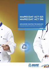 MAPECOAT ACT 021 MAPECOAT ACT 196 powłoki ścienne najwyższej wydajności