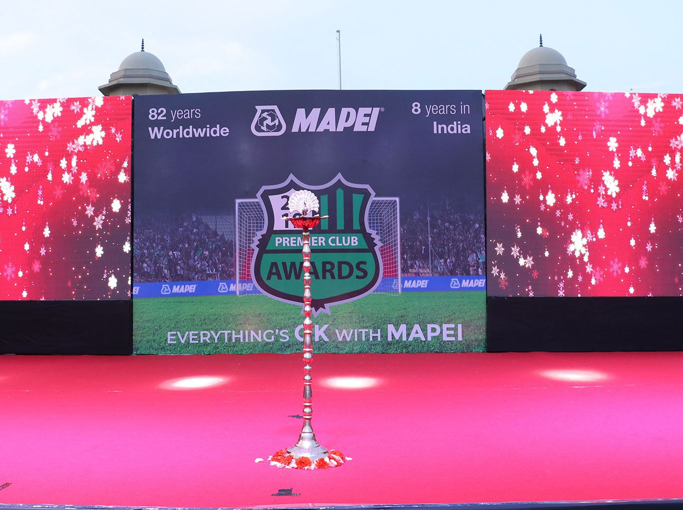 Mapei Premier Club Awards -2019