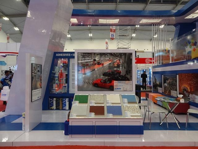 INDOBUILDTECH EXHIBITION 2016