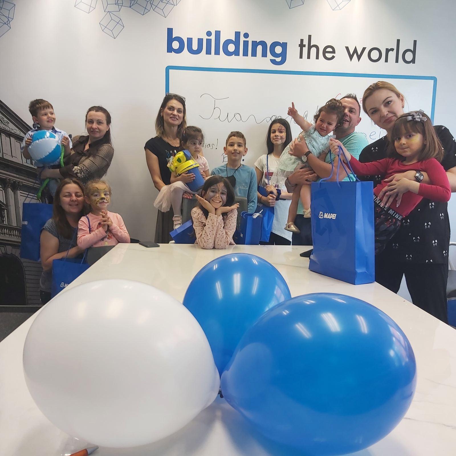 Ден на детето в Мапеи България