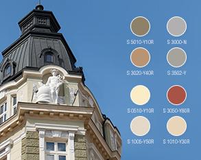 """""""ДА"""" на новия цветови стандарт за фасадите"""