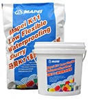 MAPEI K11 LOW FLEXIBLE WATERPROOFING SLURRY