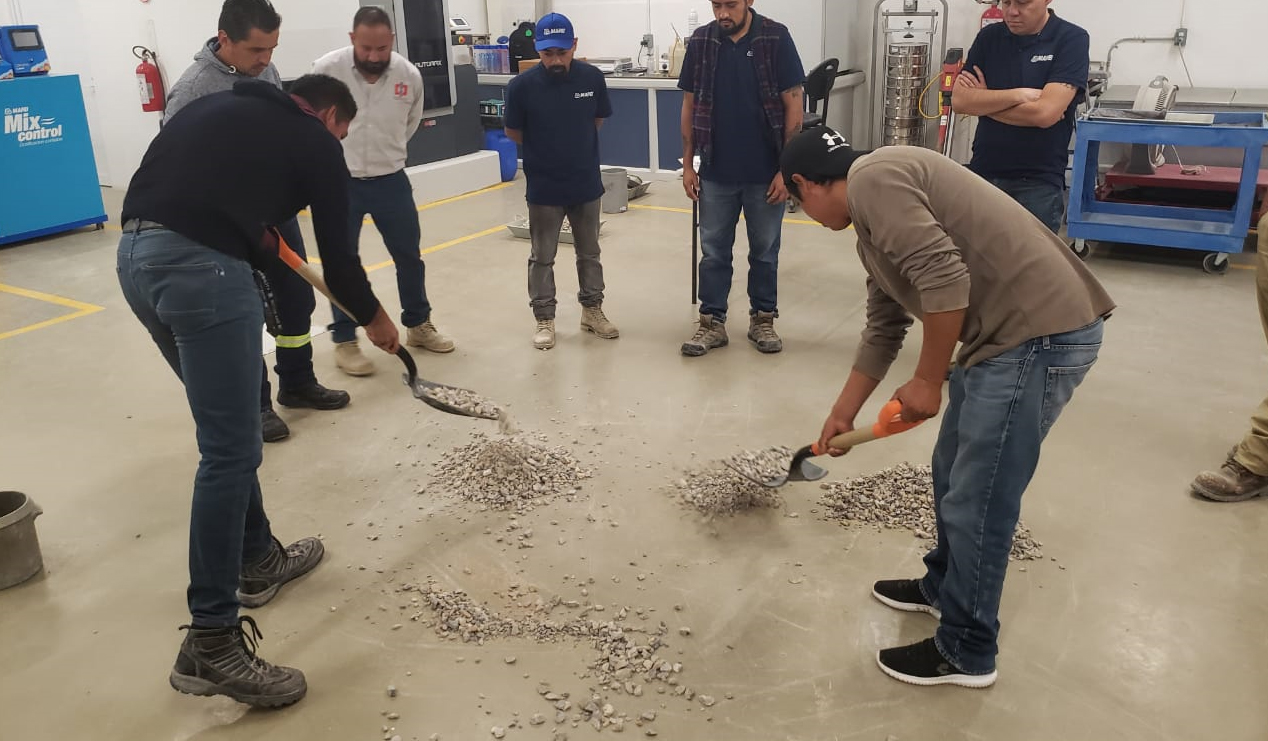 2do Curso Técnico en Laboratorio de Concreto Mapei