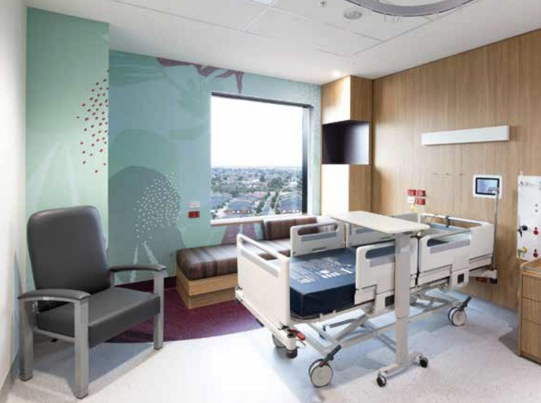 pisos blandos en la industria de la salud 2
