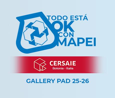 Visítanos en Expo CERSAIE 2019