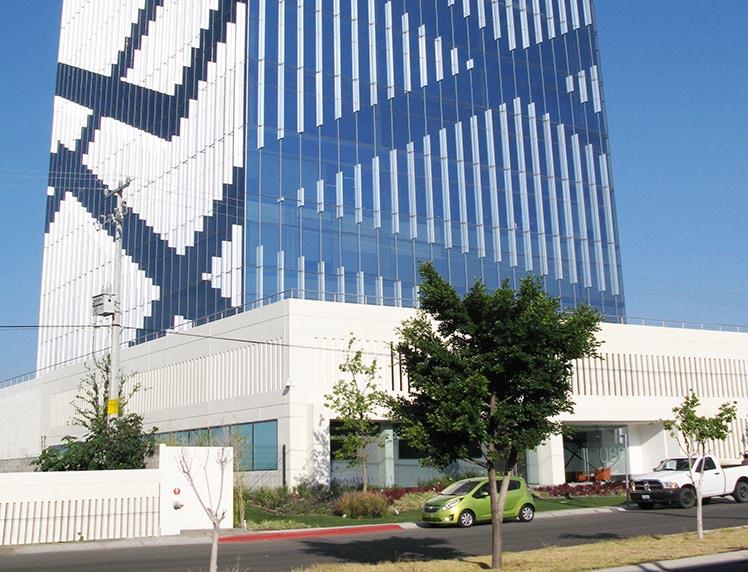 Oficinas Mapei de Mexico