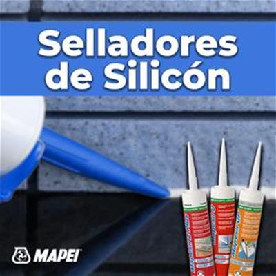 sellador de silicon