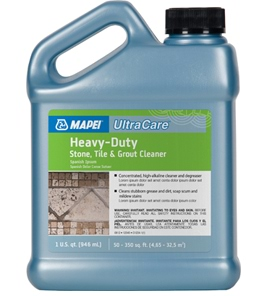 UltraCare Heavy Duty Stone, Tile & Grout Cleaner