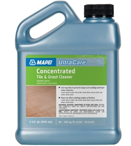 UltraCare Concentrated Tile & Grout Cleaner