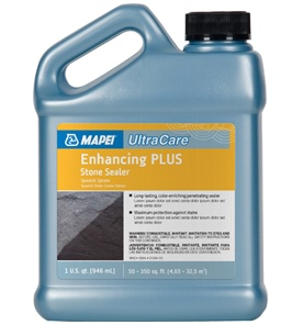 UltraCare Enhancing Plus Stone Sealer