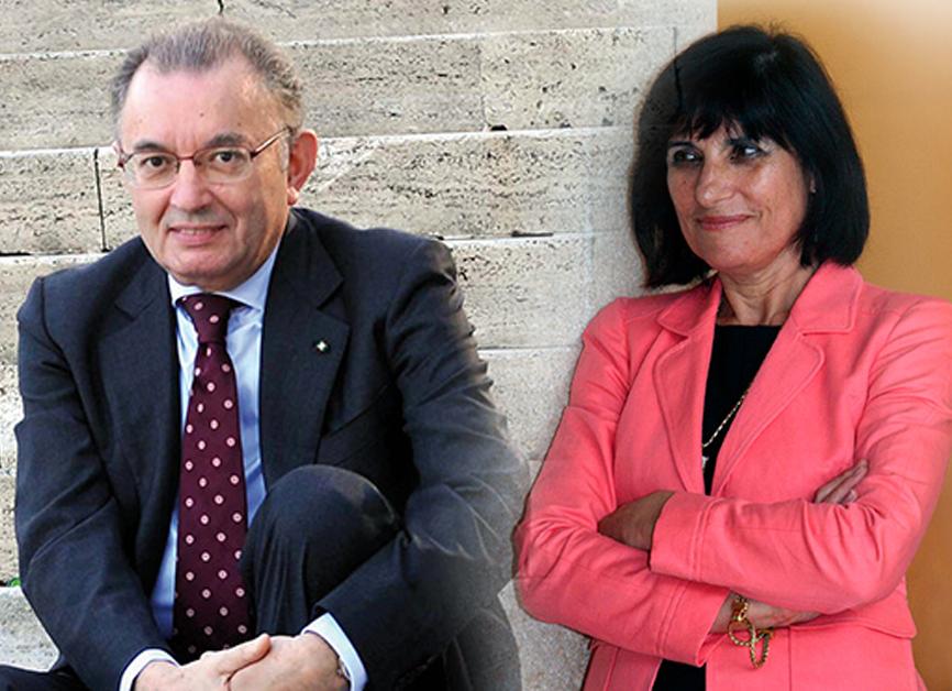 Afscheid van Dottore Squinzi en Dottoressa Spazzoli