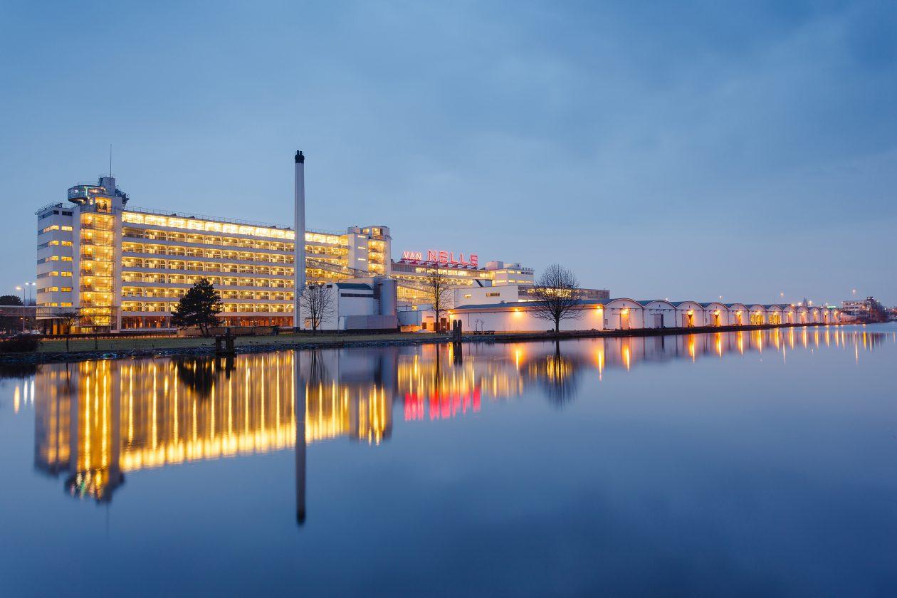 Mapei op betondag 14-11 Van Nelle Fabriek - Rotterdam