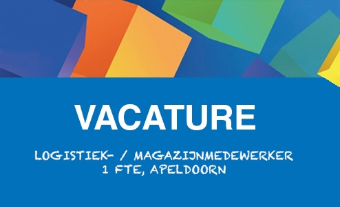 Vacature logistiek medewerker