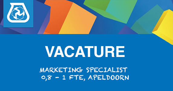 Vacature - Marketing Specialist