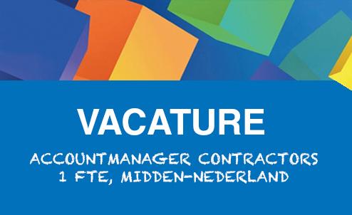 Vacature Accountmanager Contractors