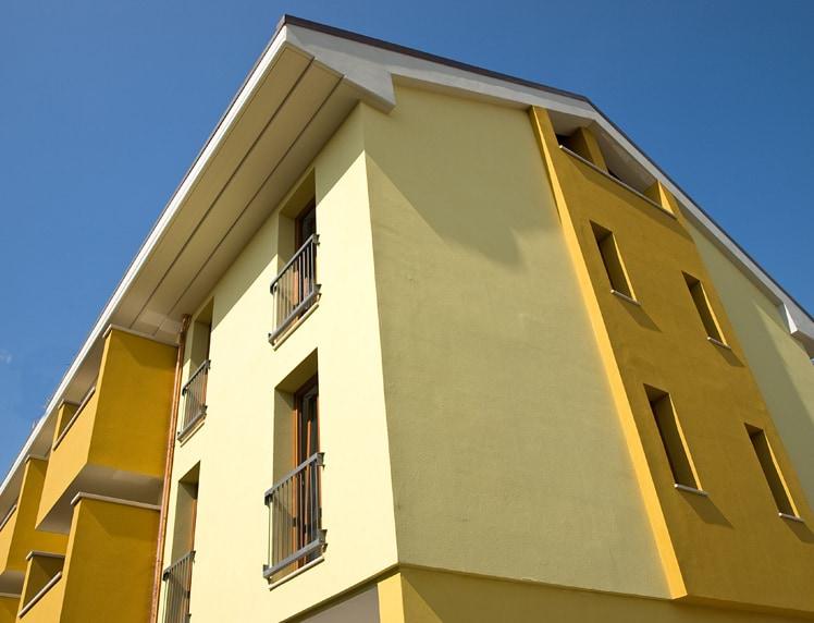 Mapei_muurverven_buiten appartement