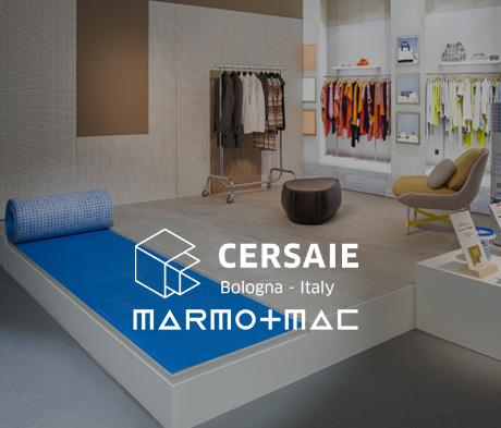 Mapei niet aanwezig op Cersaie en Marmomac