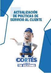 Políticas de Servicio al Cliente X4