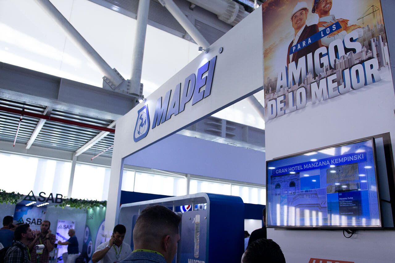 Ferias Mapei X4