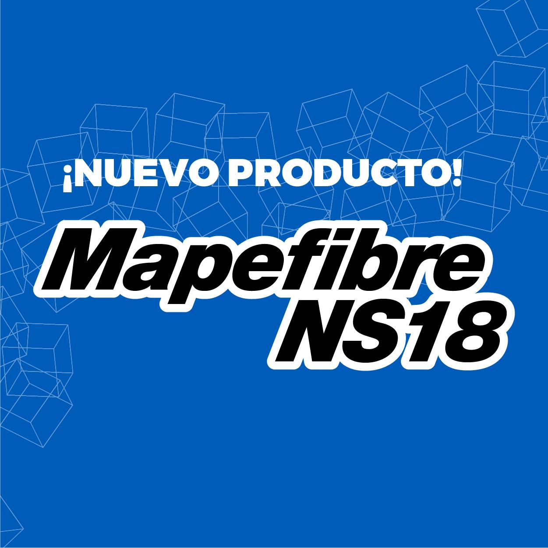 ¡Nuevo producto!, Mapefibre NS18