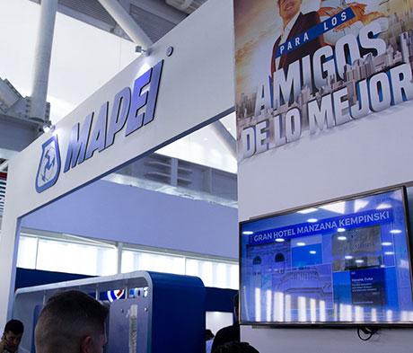 MAPEI abre operaciones en Colombia con la adquisición de BRONCO