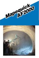 MAPEQUICK AF 2000
