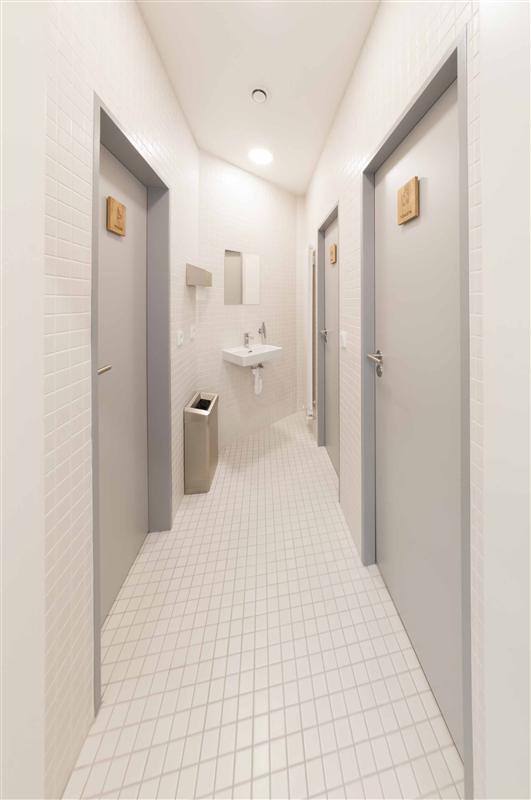 Minimalisticky moderní toalety
