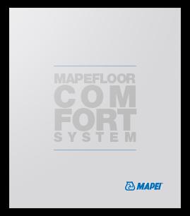 mapefloor comfort brochure