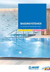 Bassinsystemer til lægning af keramiske fliser