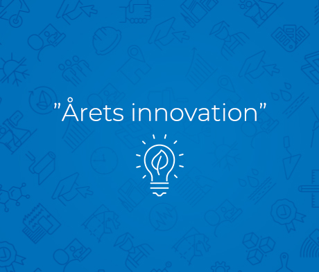 "Mapei vandt prisen for ""Årets innovation""!"