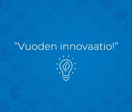 Mapei voitti Vuoden innovaatio -palkinnon!