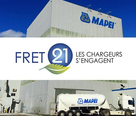 FRET 21 : MAPEI s'engage en faveur du climat !