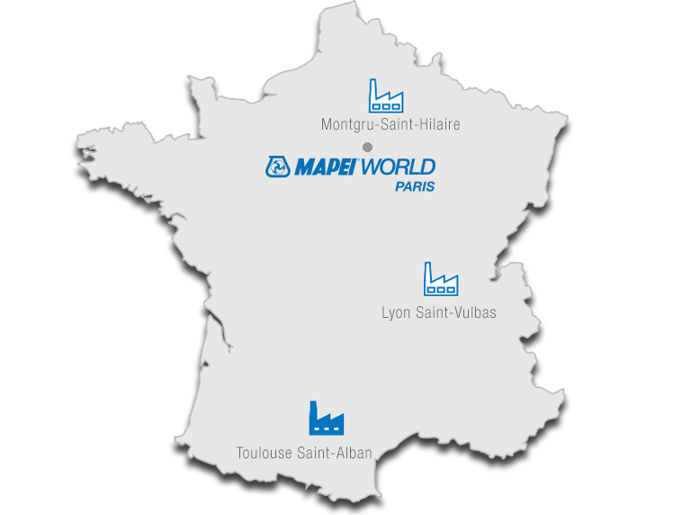 MAPEI en France
