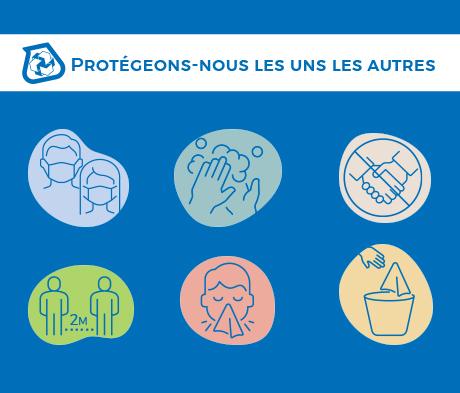 Protégeons-nous les uns les autres