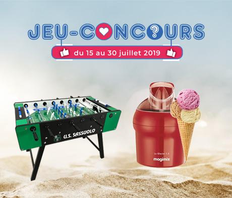 JEU CONCOURS : MAPEI fête l'été !
