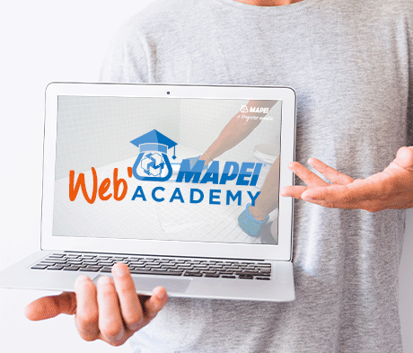 Participez à nos webinars Web'MAPEI ACADEMY !