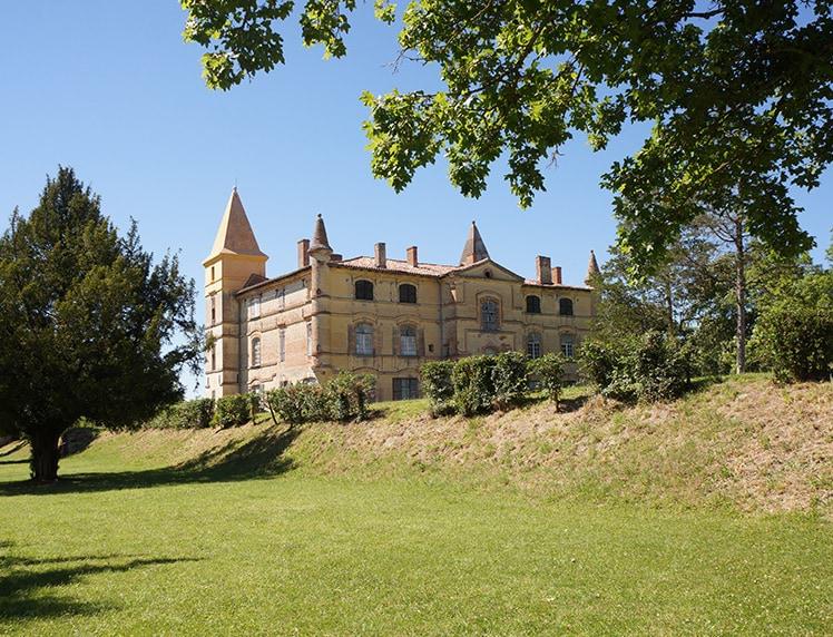 Chateau de Bonrepos Riquet