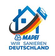 Wir sanieren Deutschland Logo