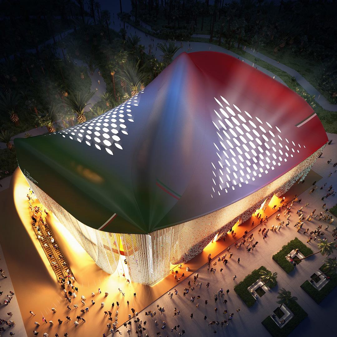 Italien Pavilion