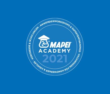 MAPEI Academy Schulungsprogramm 2021