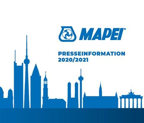 MAPEI Pressemappe 2020