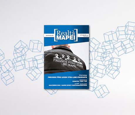 Das neue Magazin Realtà MAPEI # 23 ist verfügbar!