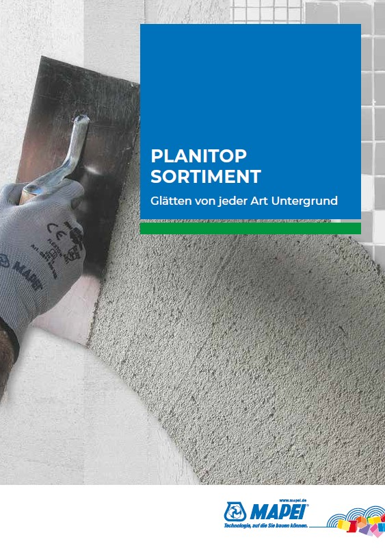 MAPEI PLANITOP Sortiment
